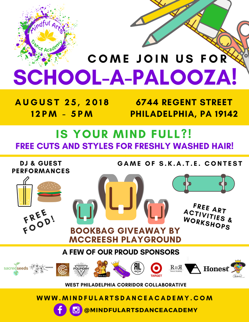 2018 Back to School Event
